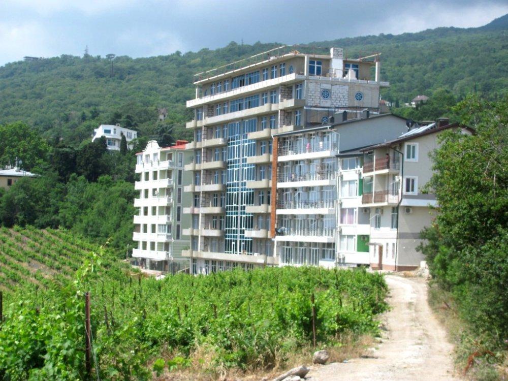 По факту строительства многоэтажек на виноградниках «Массандры» проведут проверку