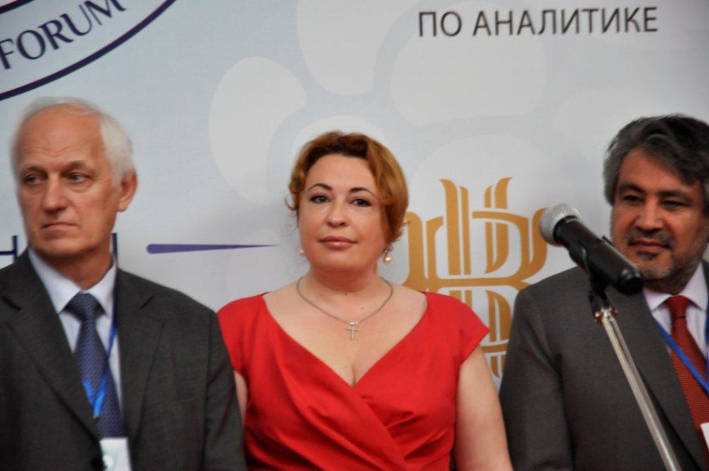 Янина Павленко предложила провести III Черноморский Форум Виноделия в Крыму