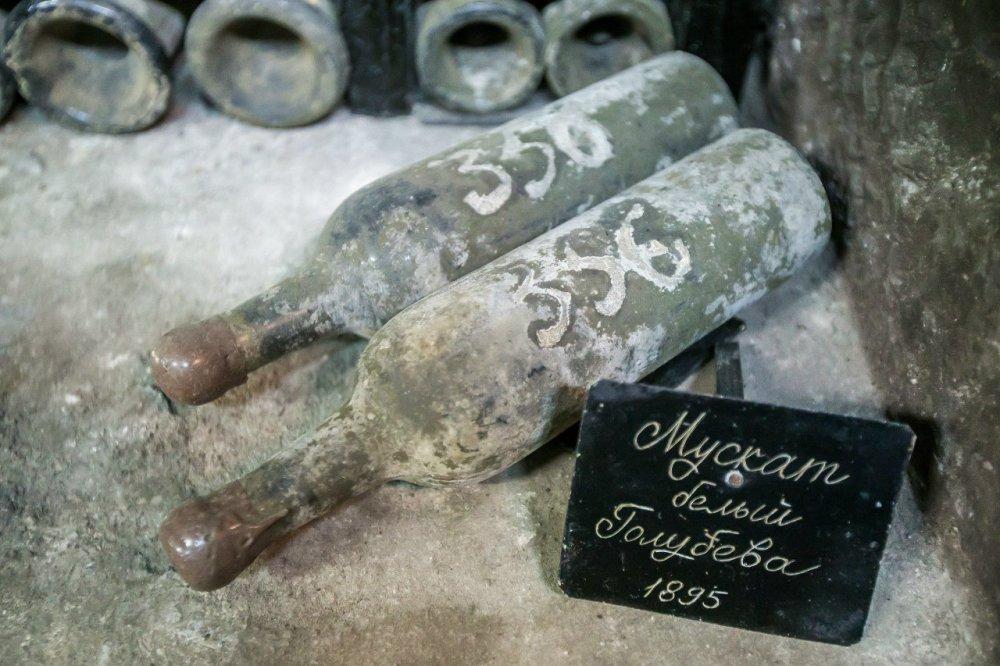 В «Массандре» стартовала продажа коллекционных вин