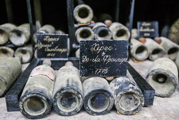 Украинская прокуратура в помощь «Массандре» инициирует дело против бывшего руководства предприятия за расхищение коллекции -   Крыминформ