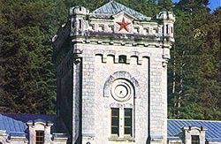 На «Массандре» восстанавливают звезду, снятую со здания завода с подачи Порошенко