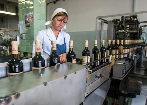 «Массандра» запускает новую линию и готовит проект модернизации всего предприятия