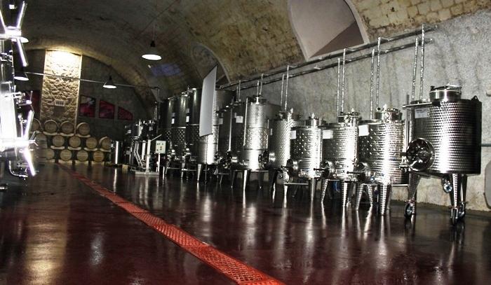 «Массандра» открыла элитную винодельню в старинном подвале Гурзуфа