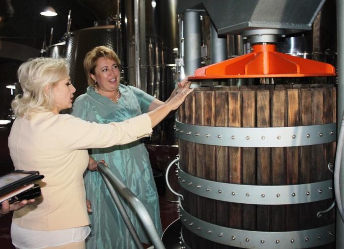 У виноградарей и виноделов Крыма появился мощный «квартет» попечителей