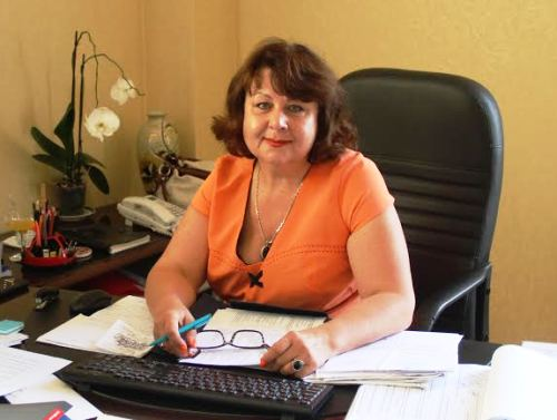 Коновалова Елена Карловна