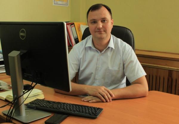 Оленин Роман Сергеевич