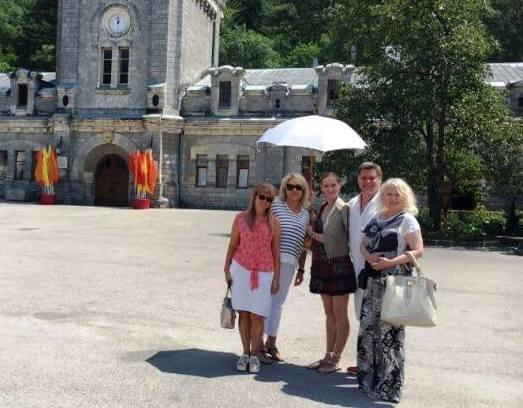 Гедиминас Таранда хочет проводить в Крыму Массандровский фестиваль искусств