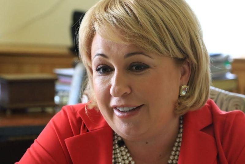 Янина Павленко: «Вина «Массандры» исконно можно производить только в Крыму и больше нигде»