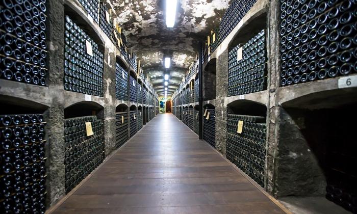 Коллекционное вино «Массандры» выставят на аукцион