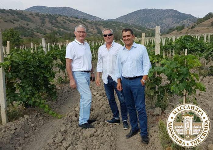 Итальянский эксперт: Автохтонное вино «Массандры» может удивить мир