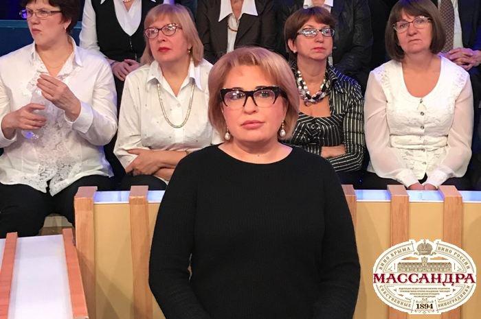Янина Павленко на «Первом канале»: «Алкоголизм в России вылечит повышение культуры потребления вина»