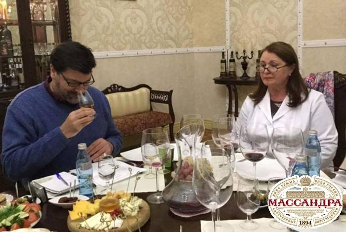 Аборигенные вина «Массандры» вызывают восторг европейских экспертов