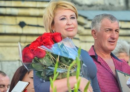 Поздравление генерального директора ФГУП «ПАО Массандра» Янины Павленко с Днем народного единства