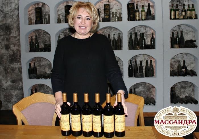 Первое в истории России вино с «пропиской» сошло с конвейера «Массандры»