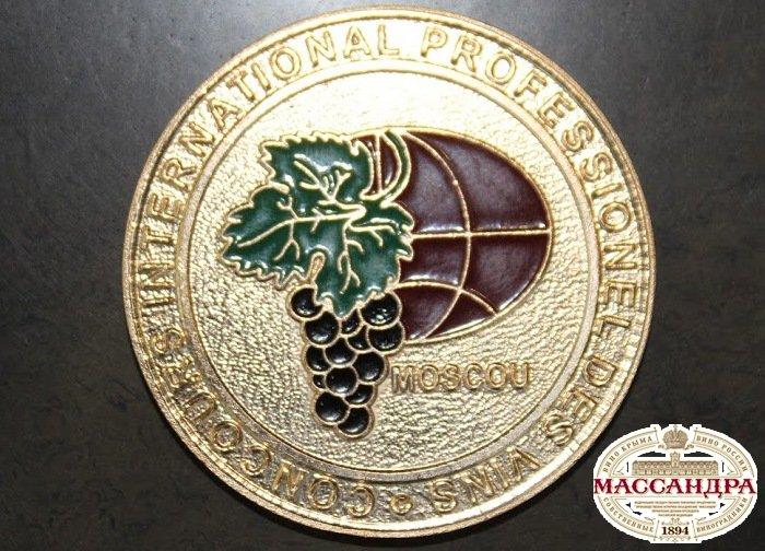 Вина с ЗГУ «Массандры» начали собирать «золото» международных конкурсов