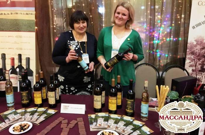 Голицынский фестиваль российских вин обернулся триумфом «Массандры»