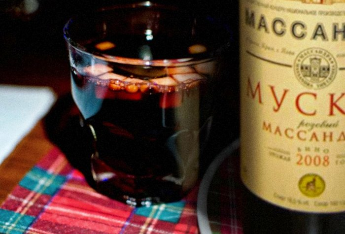 Лучшие рецепты глинтвейна с «Массандрой». ИТОГИ КОНКУРСА