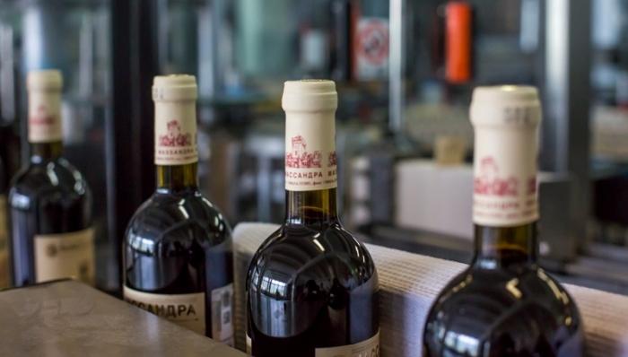 В 2016 году «Массандра» отправила на экспорт почти 200 тысяч бутылок вина