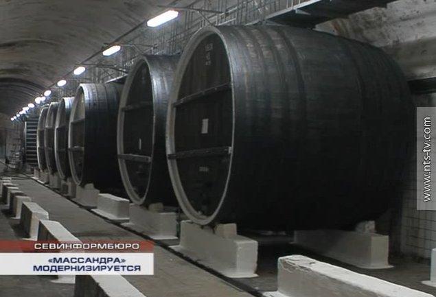 Модернизация «Массандры» глазами журналистов НТС