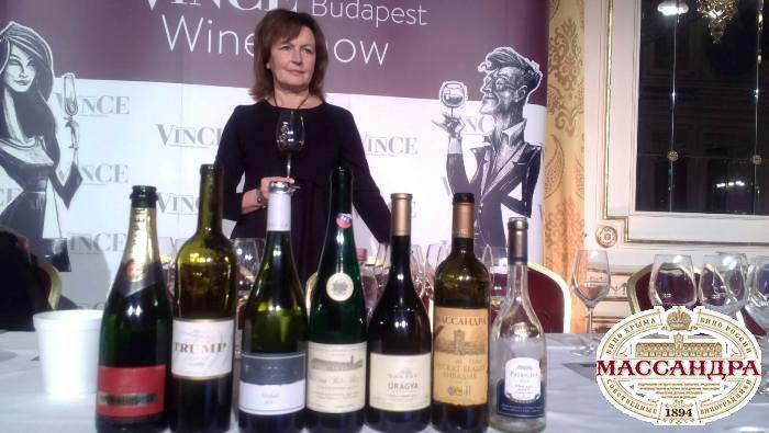 Царское вино «Массандры» представило Россию на крупнейшем фестивале Европы