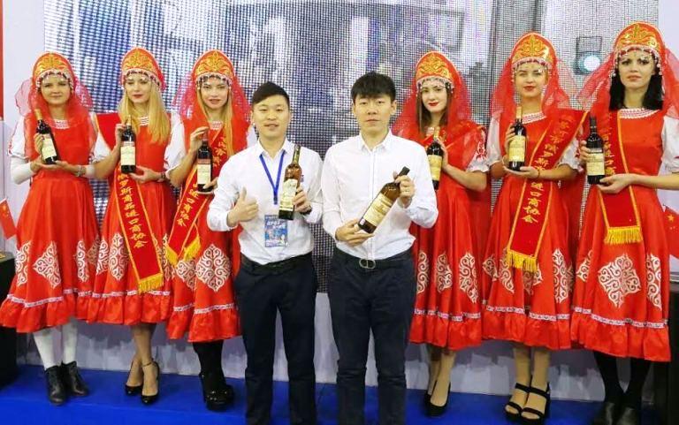 «Массандра» покоряет Китай