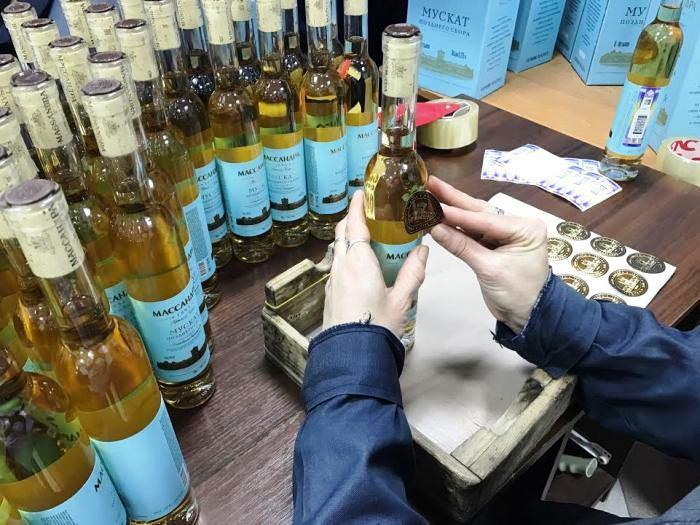Возрожденный в России филиал «Массандры» запустил розлив вин премиум-класса