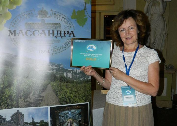 У «Массандры» еще две медали международного конкурса за вино с ЗГУ