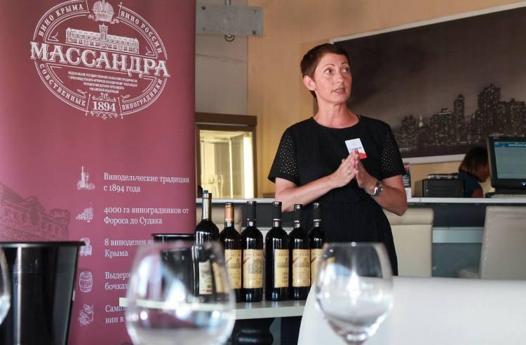 Гостей первого фестиваля «In Vino Veritas» «Массандра» познакомила с вином царской России