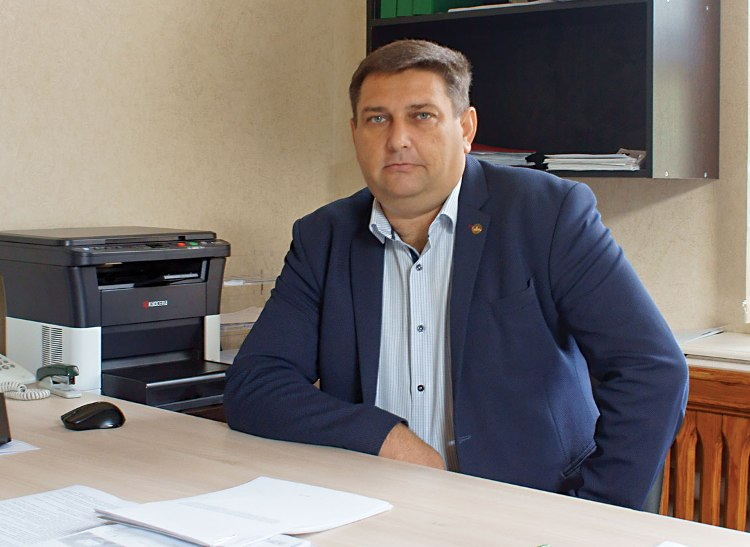 Буряк Владимир Анатольевич