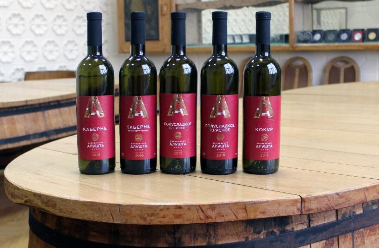 Старинная винодельня «Массандры» выпустила вино под собственной торговой маркой