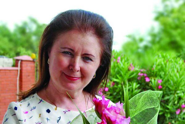 Тарчинская Любовь Георгиевна