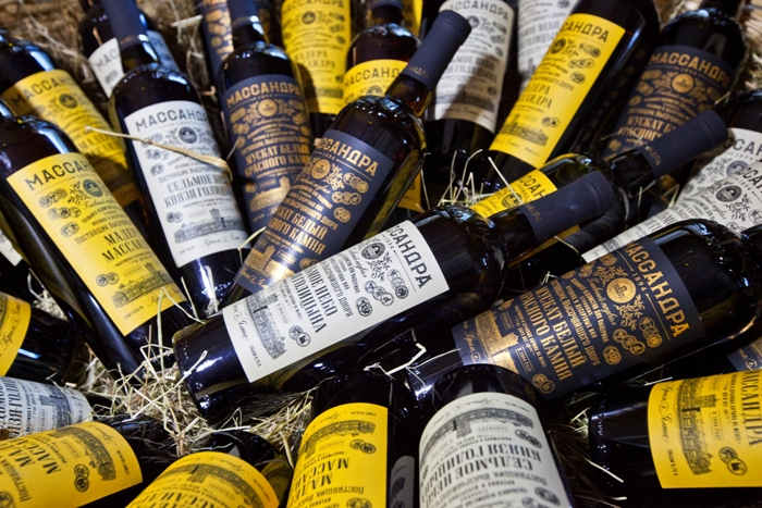 «Массандра» выпустила эксклюзивную линейку вин к 140-летию  завода шампанских вин «Новый Свет»