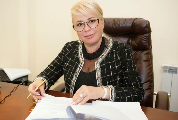 Павленко Янина Петровна