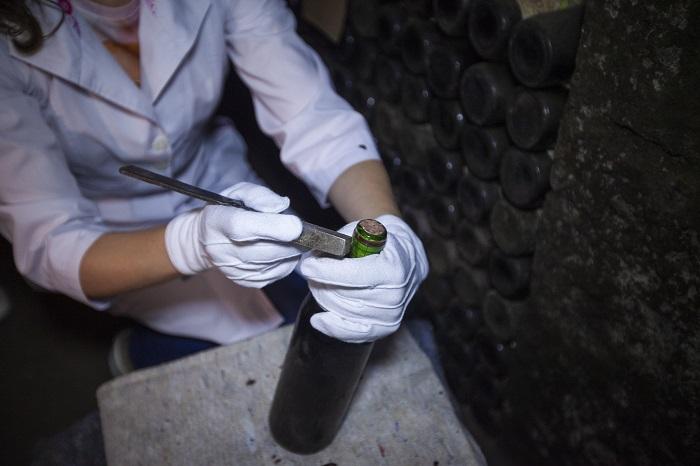 «Массандра» собрала виноделов России на дегустацию коллекционных вин
