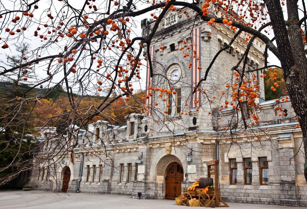 В Крыму учрежден международный винный конкурс. Первый примет «Массандра»