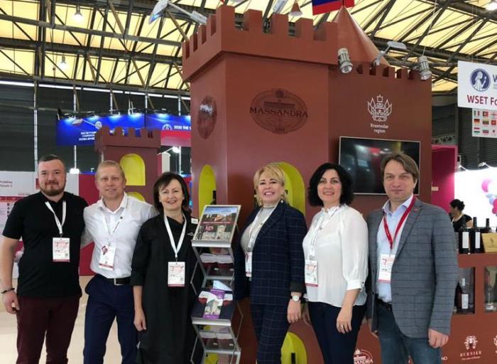 «Массандра» на ведущей международной выставке Азии вошла в список лучших предприятий мира