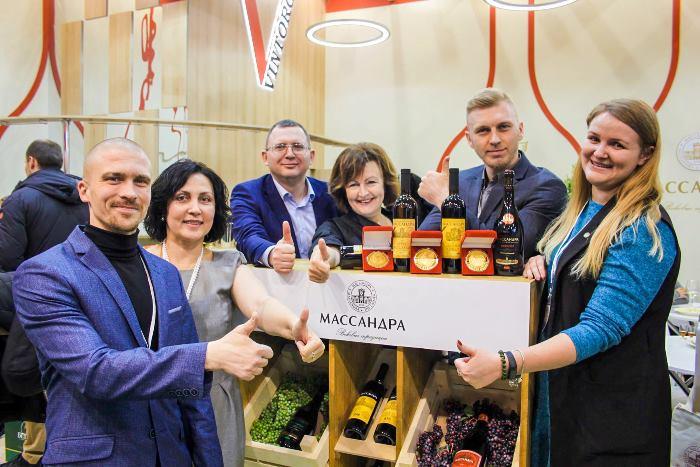 «Массандра» взяла рекордные 12 медалей крупнейшей международной выставки