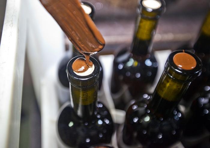 «Массандра» заложила в Коллекцию вино к 100-летию Победы